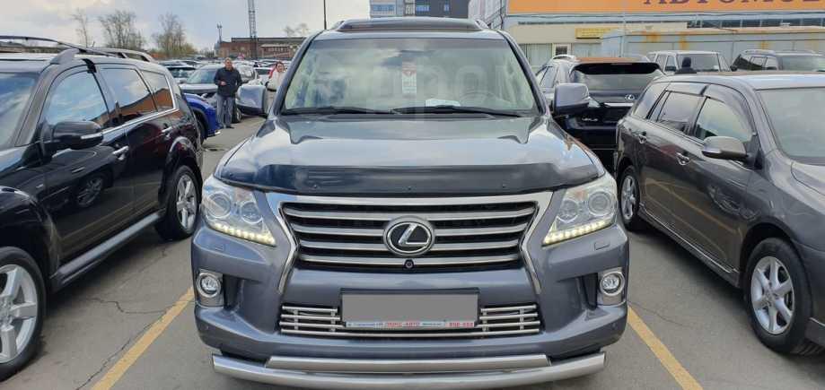 Lexus LX570, 2012 год, 2 858 000 руб.