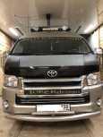 Toyota Hiace, 2016 год, 3 000 000 руб.