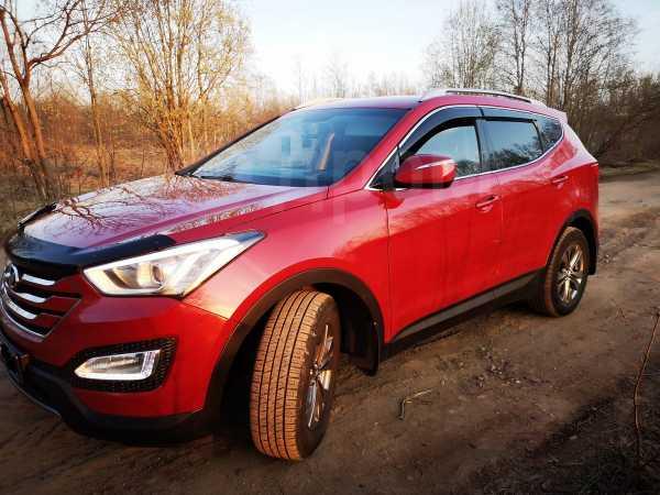 Hyundai Santa Fe, 2013 год, 1 020 000 руб.
