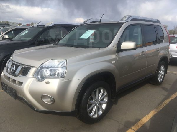 Nissan X-Trail, 2011 год, 845 000 руб.
