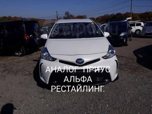 Daihatsu Mebius, 2014 год, 999 000 руб.