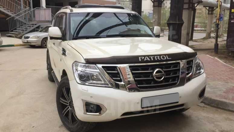 Nissan Patrol, 2014 год, 2 600 000 руб.
