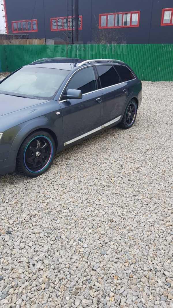 Audi A6 allroad quattro, 2008 год, 470 000 руб.