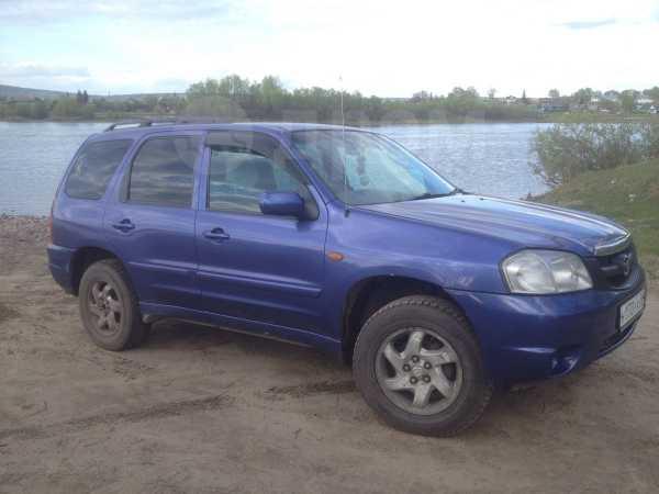 Mazda Tribute, 2000 год, 270 000 руб.