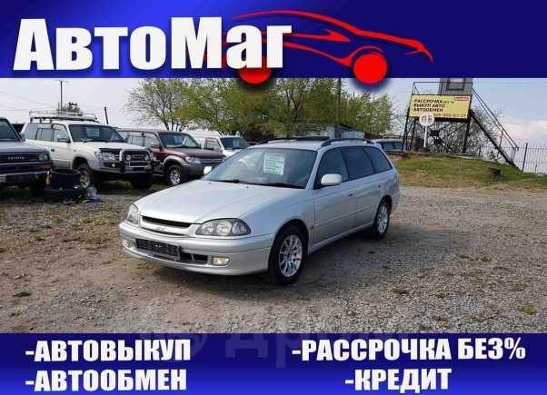 Toyota Caldina, 2000 год, 358 000 руб.