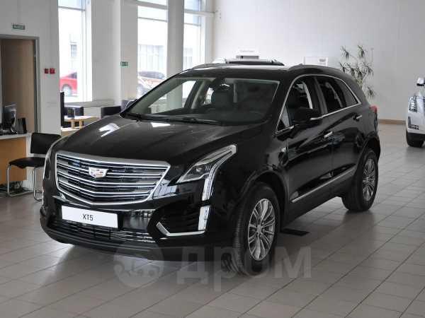Cadillac XT5, 2017 год, 3 740 000 руб.