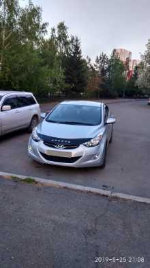 Красноярск Avante 2011