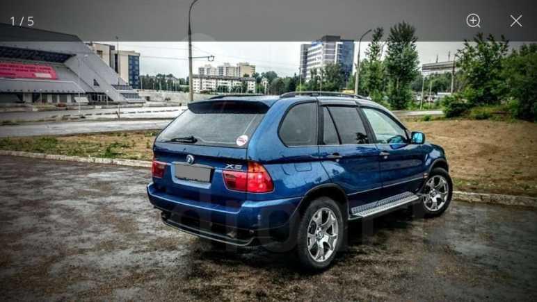 BMW X5, 2001 год, 580 000 руб.