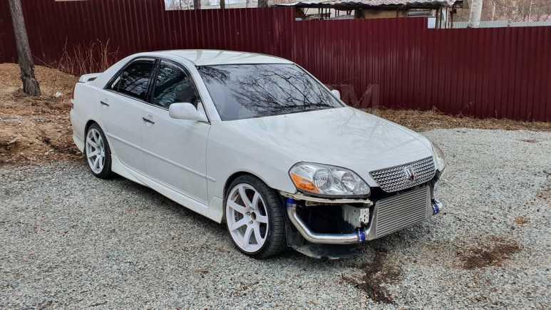 Toyota Mark II, 2000 год, 497 000 руб.