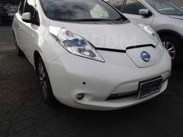 Nissan Leaf, 2014 год, 535 000 руб.