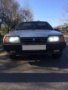 Кызыл 21099 2001
