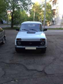 Иркутск 4x4 2121 Нива 2013