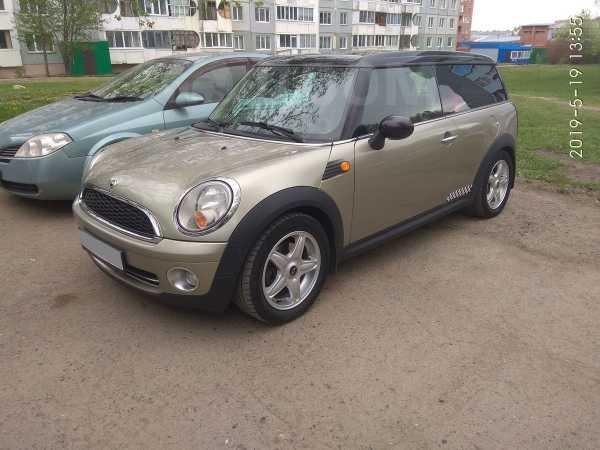 Mini Clubman, 2008 год, 600 000 руб.