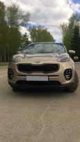 Kia Sportage, 2016 год, 1 318 000 руб.