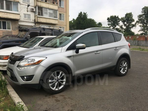 Ford Kuga, 2012 год, 799 000 руб.