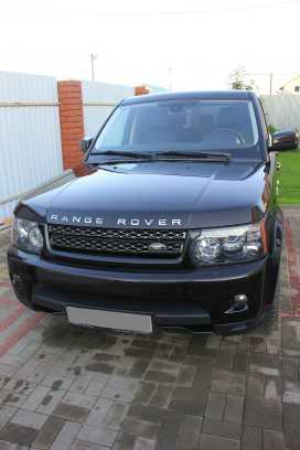 Богданович Range Rover Sport