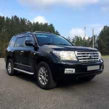 Анжеро-Судженск Land Cruiser 2008