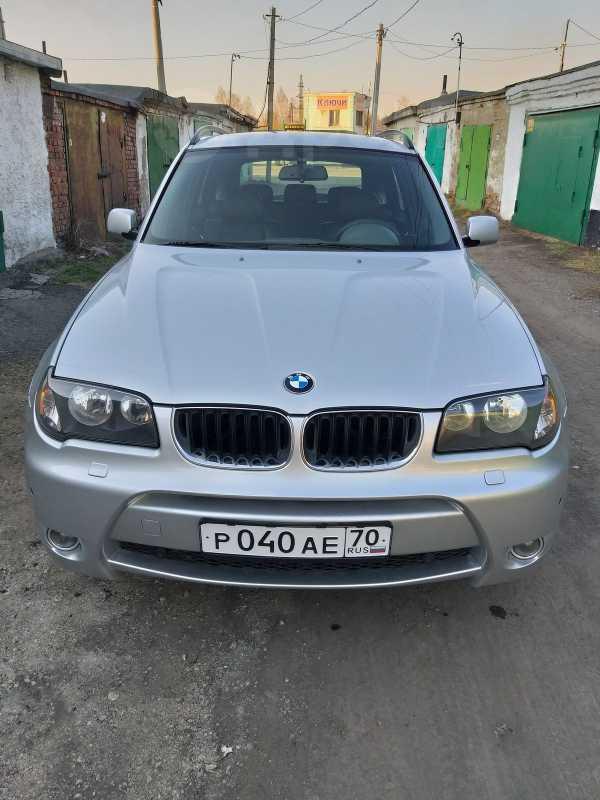 BMW X3, 2003 год, 500 000 руб.