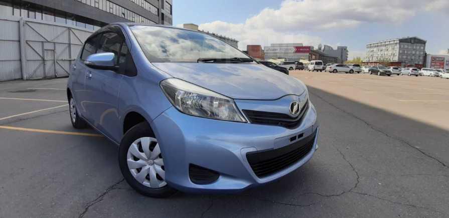 Toyota Vitz, 2014 год, 518 000 руб.