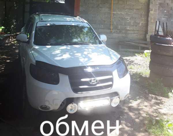 Hyundai Santa Fe, 2006 год, 600 000 руб.