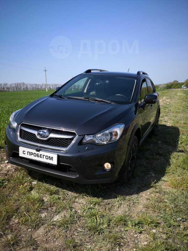 Subaru XV, 2014 год, 1 060 000 руб.