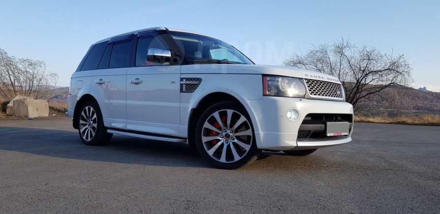Land Rover Range Rover Sport, 2010 год, 1 467 000 руб.