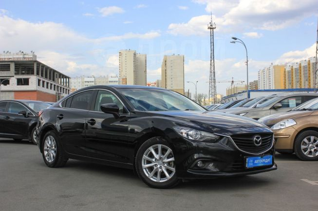 Mazda 626, 2014 год, 1 099 000 руб.