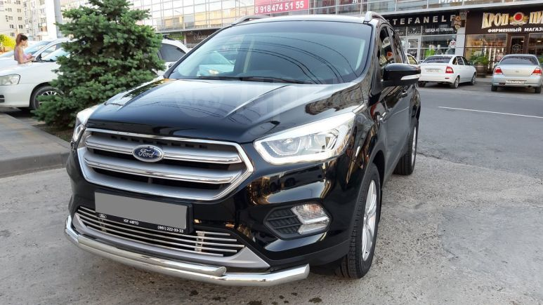 Ford Kuga, 2017 год, 1 450 000 руб.