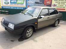 Новосибирск 21099 2002