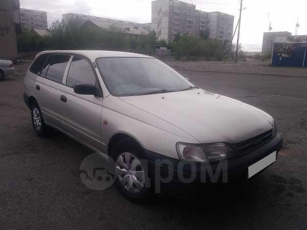 Toyota Caldina, 2002 год, 230 000 руб.