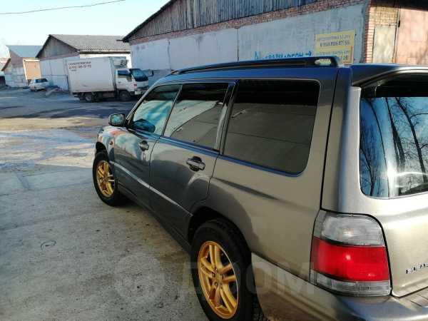 Subaru Forester, 1999 год, 319 000 руб.