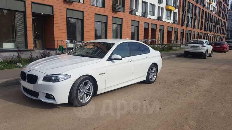 BMW 5-Series, 2016 год, 1 750 000 руб.