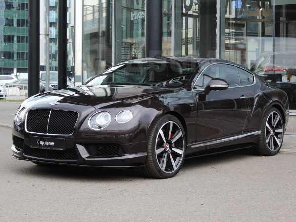 Bentley Continental GT, 2014 год, 5 700 000 руб.