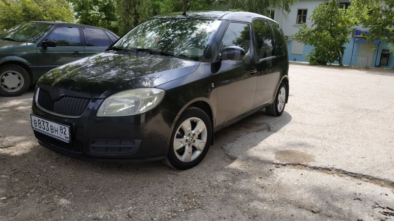 Skoda Roomster, 2007 год, 350 000 руб.