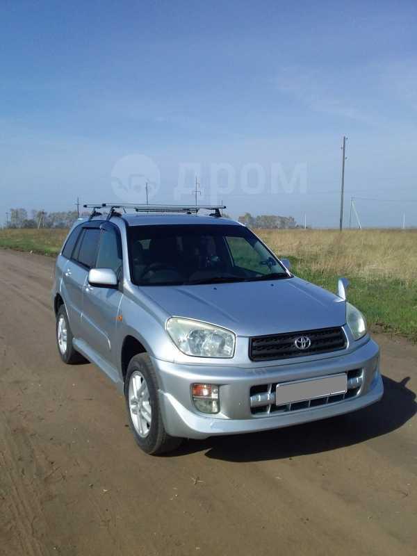 Toyota RAV4, 2001 год, 385 000 руб.