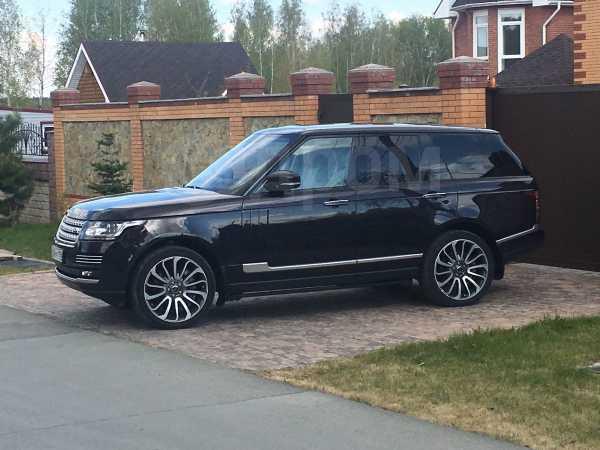 Land Rover Range Rover, 2013 год, 3 465 000 руб.