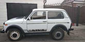 Славгород 4x4 2121 Нива 2001