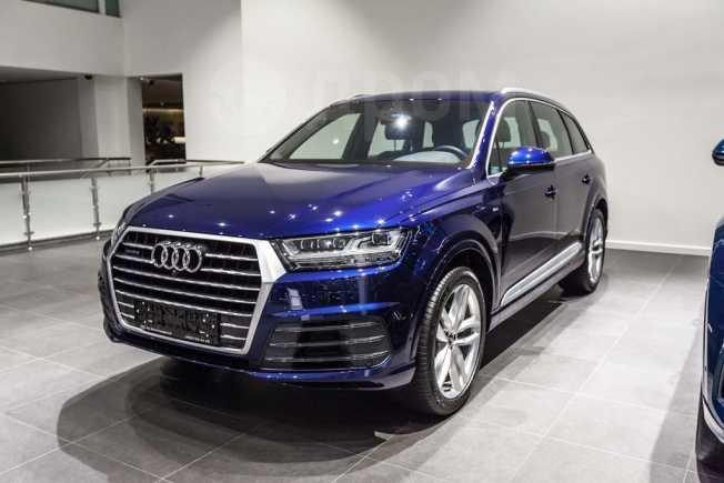 Audi Q7, 2018 год, 4 782 881 руб.