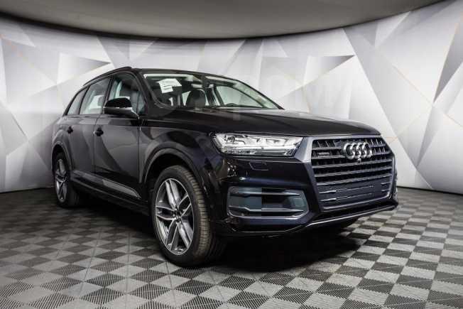 Audi Q7, 2018 год, 4 475 000 руб.