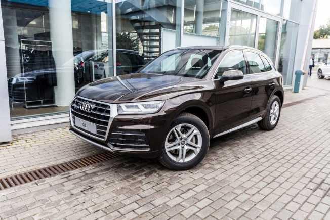 Audi Q5, 2018 год, 2 953 153 руб.