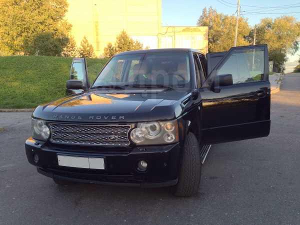 Land Rover Range Rover, 2007 год, 900 000 руб.