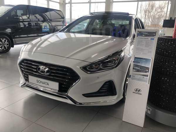 Hyundai Sonata, 2018 год, 1 800 000 руб.