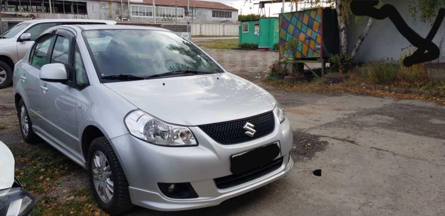 Suzuki SX4, 2010 год, 515 000 руб.