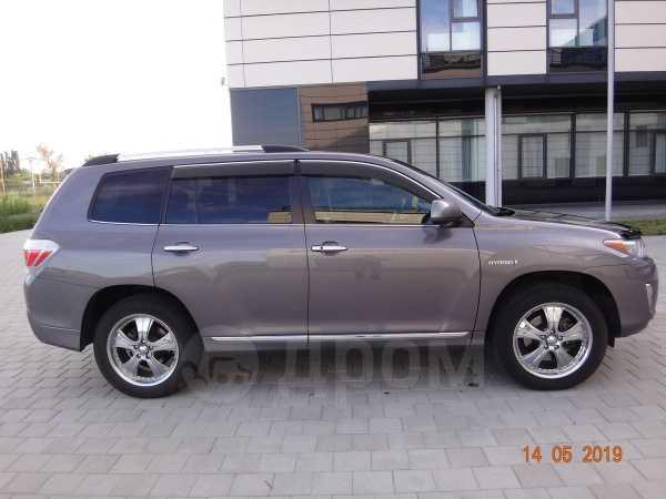 Toyota Highlander, 2013 год, 1 600 000 руб.
