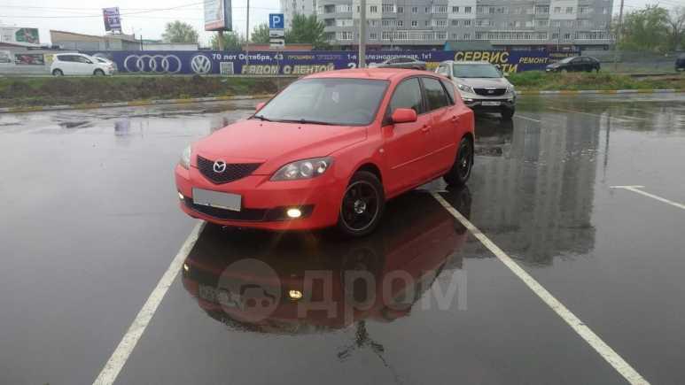 Mazda Mazda3, 2007 год, 323 000 руб.