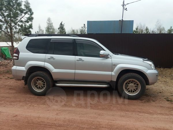 Toyota Land Cruiser Prado, 2003 год, 850 000 руб.