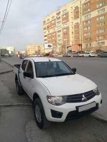 Новосибирск L200 2013