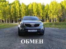 Кировград Kia Sportage 2012
