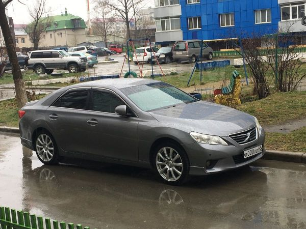 Toyota Mark X, 2010 год, 1 050 000 руб.