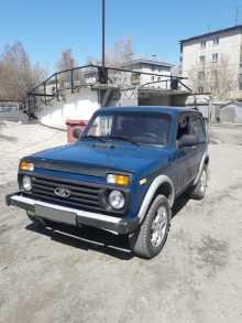 Барнаул 4x4 2121 Нива 2003
